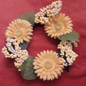 Handmade Sunflower Centre Piece